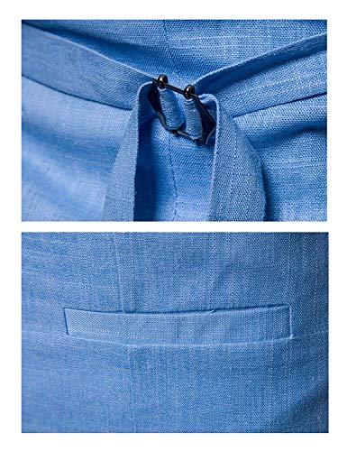 Jeu Suit Schwarz Fit Blazer Leisure Hommes Pour Ajusté Silm Gilet Jacket Moderne Smoking De Mariage xqgawc1zHO