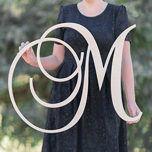 sale-12-36-inch-tall-single-letter-curved-font-wooden-monogram-vine-room-decor-nursery-decor-wooden-