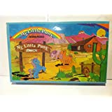 My Little Pony Ranch 125 Piece Jigsaw Puzzle 1640-1