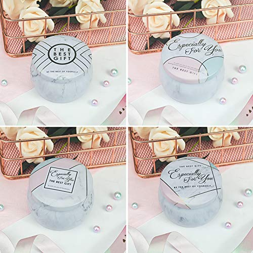 Finance Plan Specially for You Best Gift Round Tinplate Candy Storage Box Wedding Cookie Container Seasoning Food Tea Storage 11 by Finance Plan (Image #3)