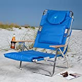 Ostrich Deluxe Padded Sport 3-in-1 Beach Chair
