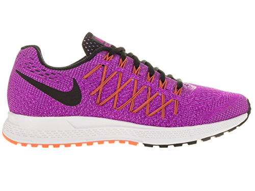 Glow Femme Running Chaussures Violet vivid Wmns De fchs Black Purple Morado Air Zoom Nike Pegasus Entrainement 32 gUwax
