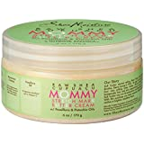 SheaMoisture Raw Shea Cupuacu Mommy Stretch Mark Butter Cream, 6 Ounce
