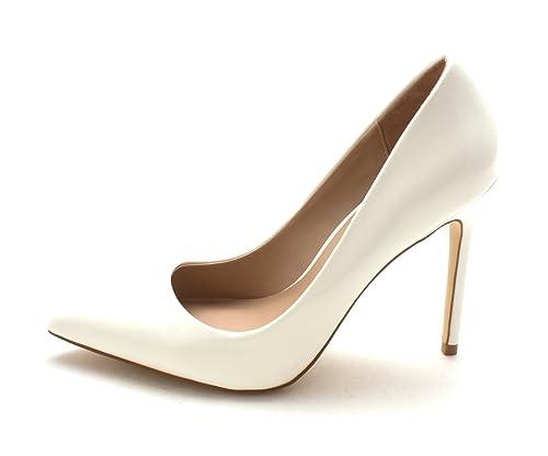 8cc8c98fba5 Mix No 6 Womens Dignity Pointed Toe Classic Pumps