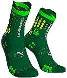 Compressport Uomo Trail Sock Compressione Corsa calzino