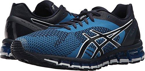 wide range of sale online ASICS Men's Gel-Quantum 360 Running Shoe Knit Peacoat/Blue/White prices online sale low cost lqcKEL