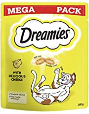 Up to 30% off Dreamies Cat Treats Mega Pack, 200 g (Pack of 6)