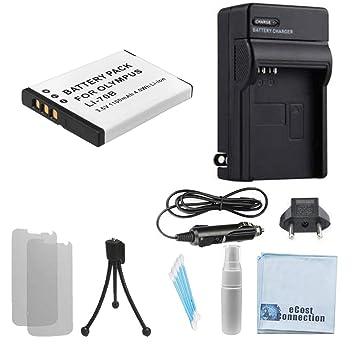 LI-70B Batería recargable para Olympus cámaras réflex ...