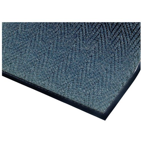 Relius Solutions Ribbed Chevron Carpet Mat - 3X4' - Charcoal - Charcoal - 3x4'