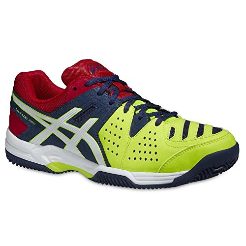 Asics Scarpe da tennis Gel-Padel Pro 3 Sg Black / Yellow 42
