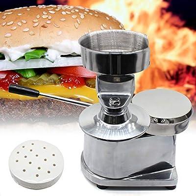 Compra Máquina para hacer hamburguesas con 500 discos de ...