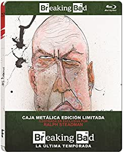 Breaking Bad - Temp. 6 Metalico - Bd [Blu-ray]: Amazon.es: Bryan Cranston, Anna Gunn, Aaron Paul, Vince Gilligan, Bryan Cranston, Anna Gunn, Vince Gilligan: Cine y Series TV