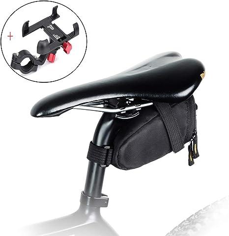 SADDLE BAG Bolsa Sillin Bicicleta Montaña de 1.2L Bolsa de ...