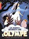 Les agents secrets de l'Olympe, Tome 4 : Ulysse, prisonnier de Circé par Surget