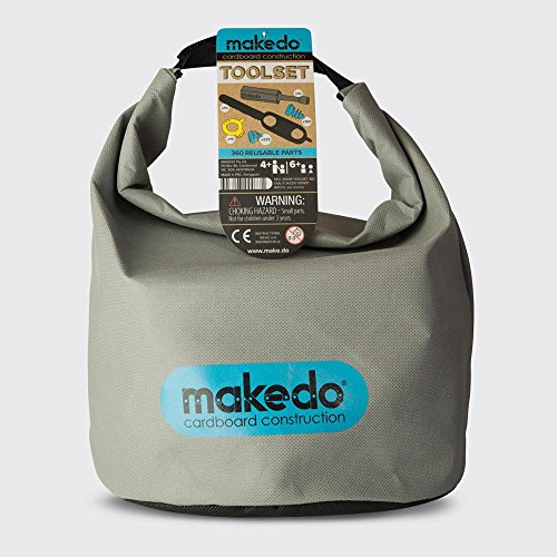 Makedo Cardboard Construction Toolset