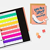 Pantone Chip Book GB1504A 154 Pastel and 56 Neon