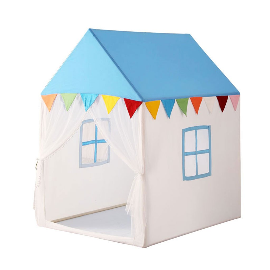 Schloss Zelt, Kind Split-Bett Artefakt Zelt Spiel Haus Outdoor Spielzeug Zimmer Jungen und Mädchen Innen Leseecke 80  110  120 cm
