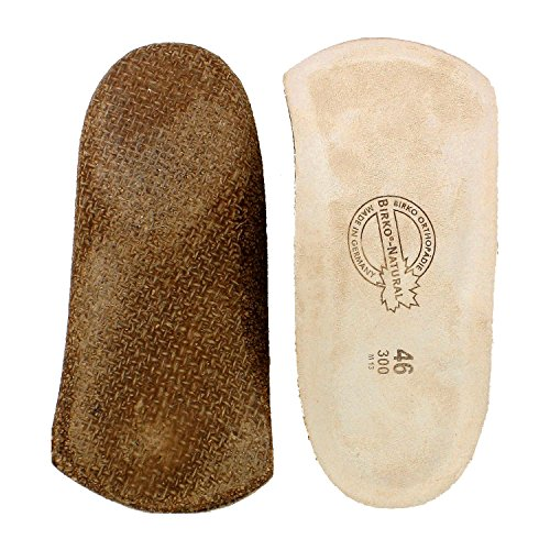 Birkenstock Birko Natural Arch Support Insole,N/A,41 EU (US Women's 10.5-11, Men's 8-8.5) M US by Birkenstock