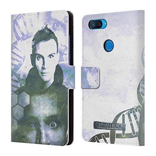 Official Orphan Black Rudy Characters Leather Book Wallet Case Cover Compatible for Xiaomi Mi 8 Lite/Mi 8X ()