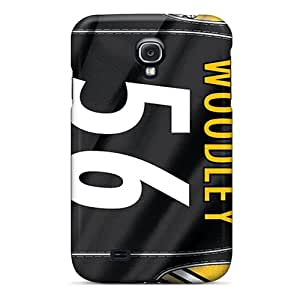 New Cqf1498qyaN Pittsburgh Steelers Tpu Cover Case For Galaxy S4