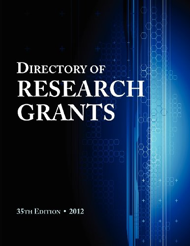 Directory of Research Grants 2012