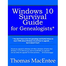 Windows 10 Survival Guide for Genealogists