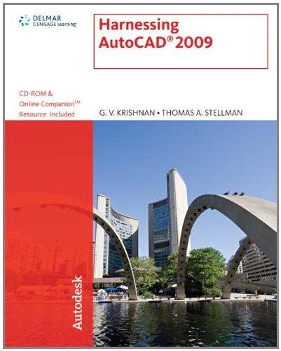Harnessing AutoCAD 2009 (Autodesk)