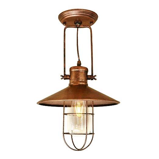 Ruanpu Brazo ajustable industrial Lámpara colgante de iluminación ...