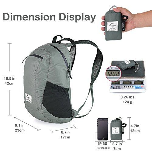 Naturehike Ultralight Foldable Packable Small Hiking Daypack Backpack for  Women Men f678ffae5f143