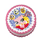 Littlest Pet Shop A-list Edible Cake Topper Image Decoration
