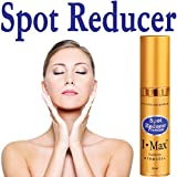 I Max Age Spot Reducer & Preventer fortified by Nanoliposome, Stem Cell, Peptides, Melatonin, AHA, Vitamin A, B-3, C, E, Phloretin CF, Glutathinone, Tranexamic Acid & Licorice for Lightening & Evening Skin, Fading Pigmentation, Brown & Liver Spots, Acne Scars & Freckles for men and women.