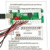 Sanwa Joystick Buttons EG STARTS 2 Player USB