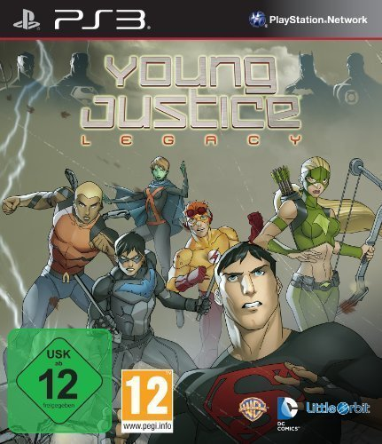 (Young Justice: Legacy (PS3) (輸入版))
