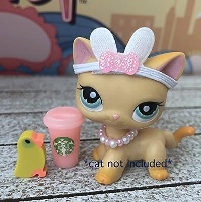 Amazon.com: Littlest Pet Shop Accessories LPS Custom Clothes ...