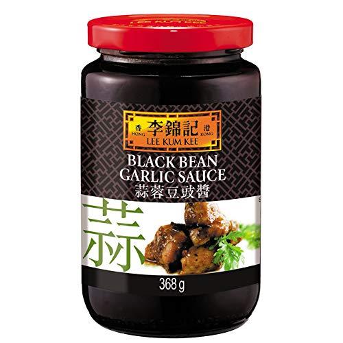 Lee Kum Kee Zwarte Bean Knoflooksaus 368g – Pack van 3
