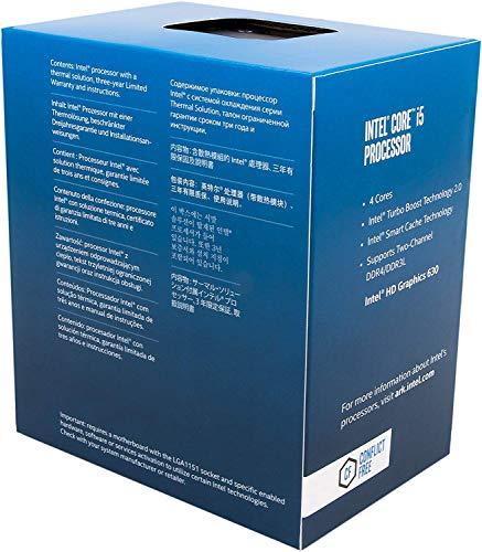 Build My PC, PC Builder, Intel Core i5-7500