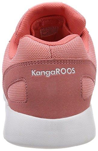 Nihu Glow mauve 6033 Kangaroos Baskets white Femme Rouge dxqqXw0I