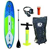 Best Paddle Boards - California Board Company 11′ Nautic Inflatable Stand up Review