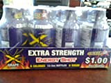 Stacker 2 Extra Strength Energy Shot Grape Flavor
