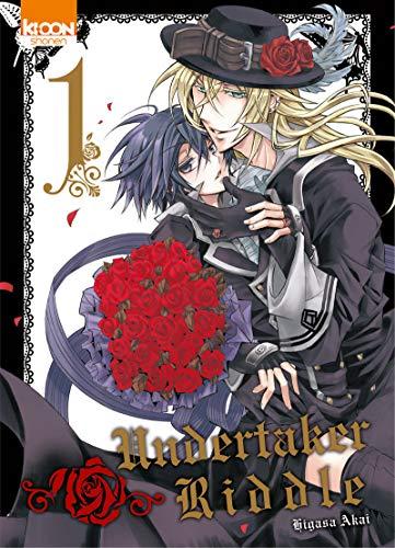 Undertaker Riddle, Tome 1 :