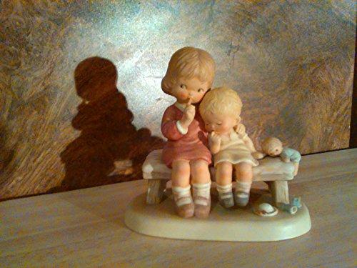 Hush! Memories of Yesterday Lucy Attwell Figurine