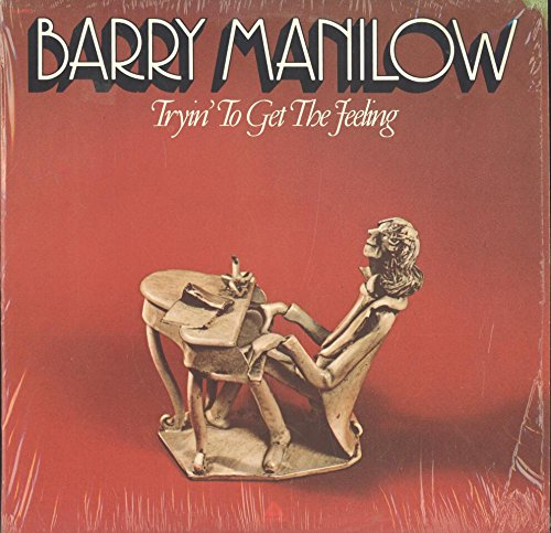 Barry Manilow: Tryin' To Get The Feeling LP VG+/NM Canada Arista ()