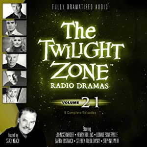 The Twilight Zone Radio Dramas, Volume 21 Radio/TV Program