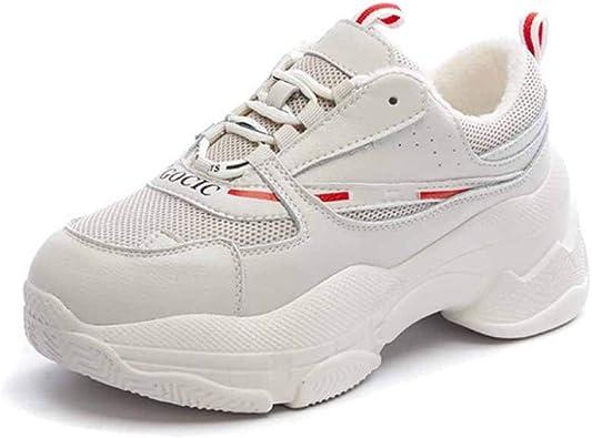 Zapatillas De Deporte Chunky Deportivas para Mujer Zapatos De ...