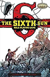 The Sixth Gun Role-Playing Game Limited Edition Hardcover (Savage Worlds, S2P11100LE)