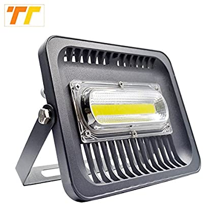 Amazon.com: White, 100W 230V : LED Flood Light Projector ...