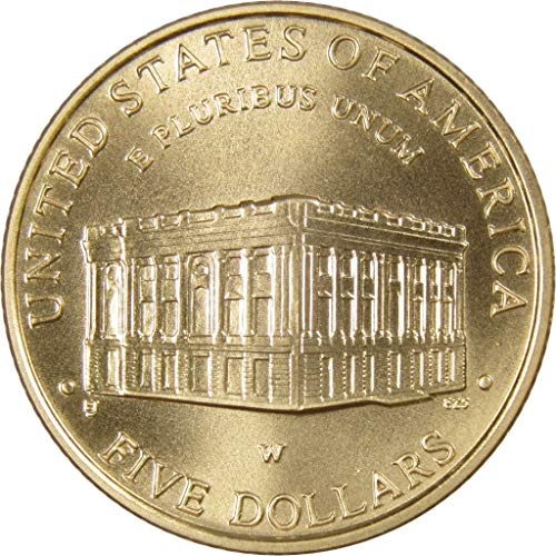 2001-W $5 U.S. Capitol Visitor Center Gold Coin Choice Uncirculated ()