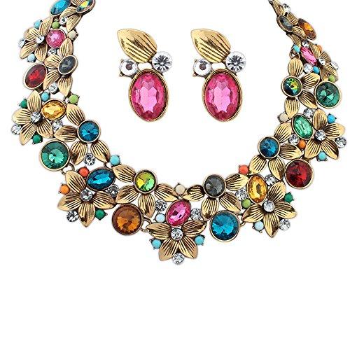 Atasi International Toshfo Necklace Set