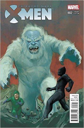 Read Online Extraordinary X-Men #2 Noto Kirby Monster Variant pdf
