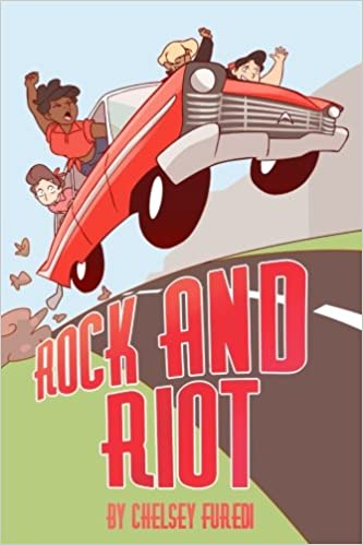 Image result for rock and riot comic cover